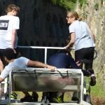 Journée détente Vélorail Aveyron GROUPE 2B 2016