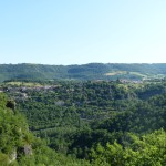 Journée détente Randonnée Aveyron GROUPE 2B 2016