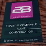 Bureau H2B GROUPE 2B TOULOUSE