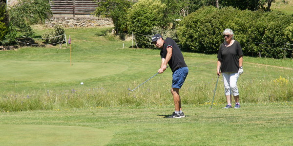 Golf Cup 2017 GROUPE 2B